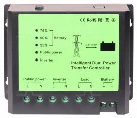 SP-RCL12  SOLAR CONTROLER OFF-GRID 12/230V 4500W